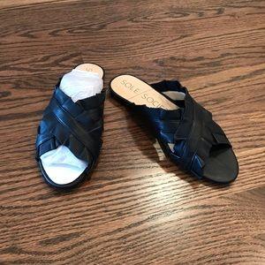 Brand New Sole Society Mandi Slide Sandal